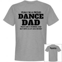 Proud Dance Dad