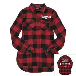 Vegan Flannel