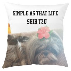 Simple As That Life Shih Tzu