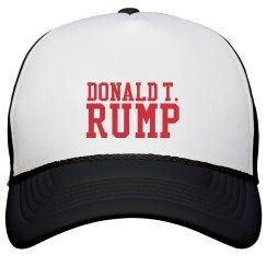 T Rump, Trucker Cap