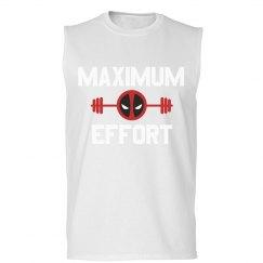 Maximum Effort Workout