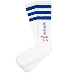 Trump Train Socks