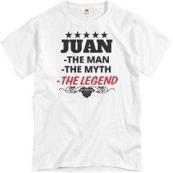 Juan - The Man!