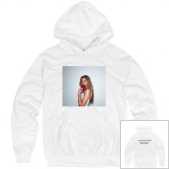 Love and Run (picture and quote) Hoodie
