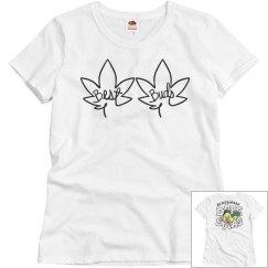 Best Buds Dope Swag Tshirt