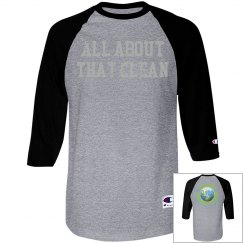 Distressed Silver Team Text