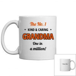 No. 1 kind & caring grandma