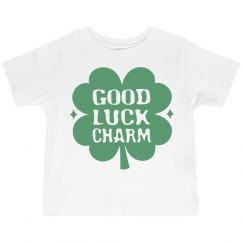 Toddler Good Luck Charm St. Patrick's