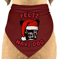 Feliz Navidog Pet Gift