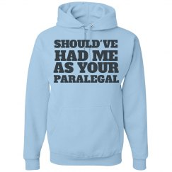 Paralegal's Ego be like