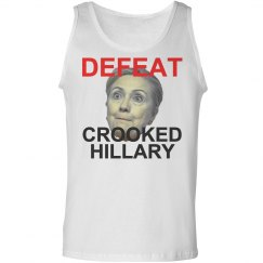 Defeat Crooked Hillary