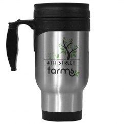 4th Street Farms Travel Mug