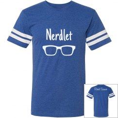 Nerdlet t-shirt