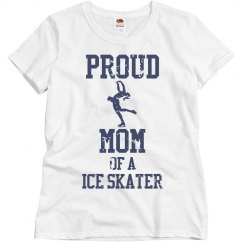 Proud mom of a Ice Skater