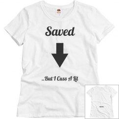 Saved White