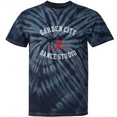 GCDS Black Tie Dye