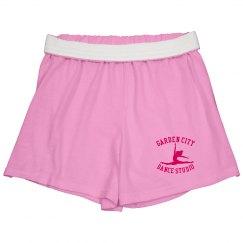 GCDS Little Stars/Tiny Totts Pink Shorts