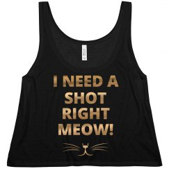 Bachelorette Shot Right Meow