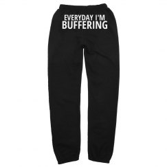 Everyday I'm Buffering