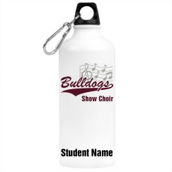 Custom Choir Water Bottle