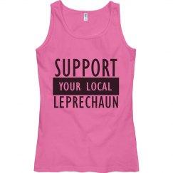 Support Your Local Leprechaun