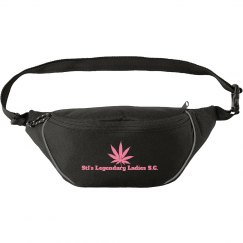 420 Fanny Pack- Pink