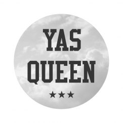 Cute Yas Queen All Over Print