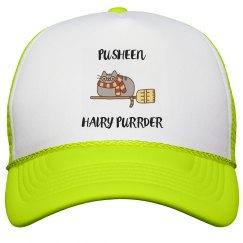 Pusheen Hairy Purrder