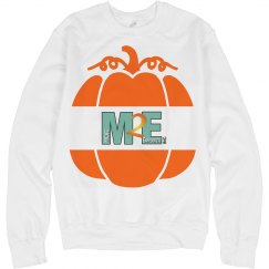 Move To Empower Unisex Pumpkin Halloween Classic Logo