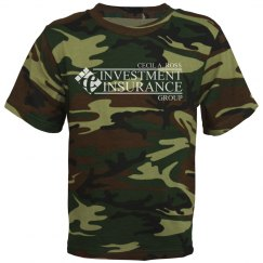 CAR Youth Camouflage Tee