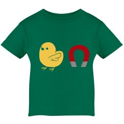 Chick Magnet (green)