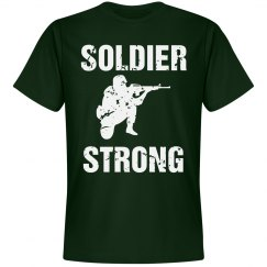 Soldier strong shirt