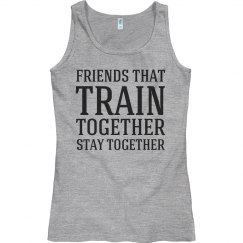Train together