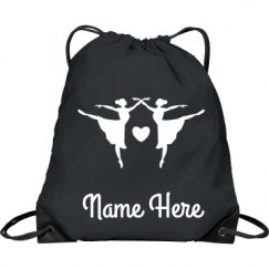 Port & Company Drawstring Cinch Bag