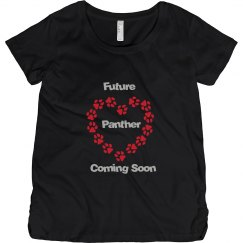 Maternity Panther Tee
