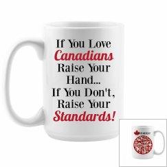 Canadian Humor Mug