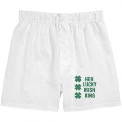 Her Luck Irish King Boxer