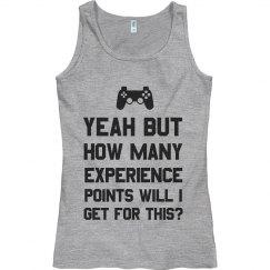 How Many Experience Points?