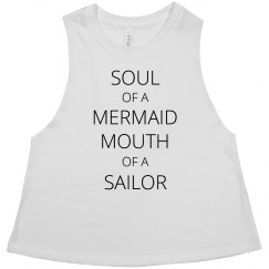 Mermaid Soul Sailor Mouth