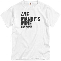 Mandy's Mine Tee
