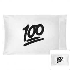 100 pillowcase