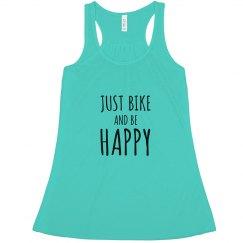 Bike and Be Happy