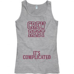 CREW REST: COMPLICATED