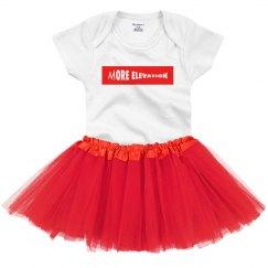 More Elevation Onesie Dress