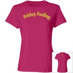 #Friday Feeling