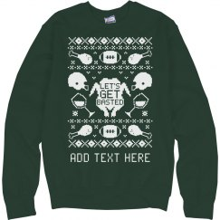 Get Basted Ugly Sweater