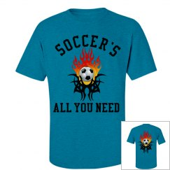 Soccer's all you need