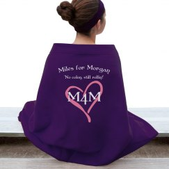 Miles for Morgan Stadium Blanket