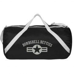 Roller Derby Team's Bag