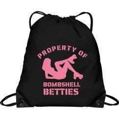 Roller Derby Team Bag